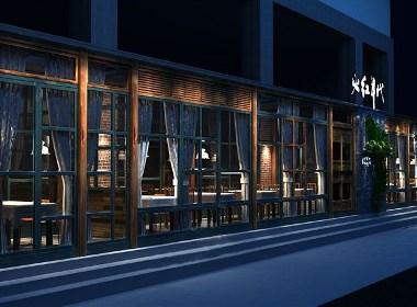 【红火年代餐厅】—成都餐厅装修/成都餐厅设计