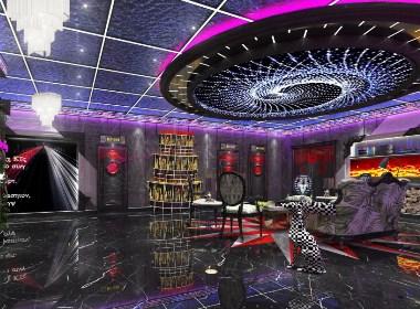 郑州私人订制主题量贩式KTV设计