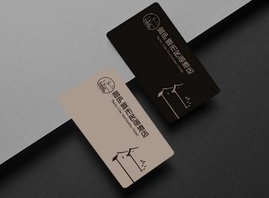 言庐城市民宿酒店标志VI设计    大典创意设计