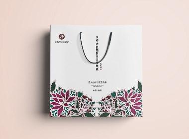 临沂非物质文化传承彩印花布包装
