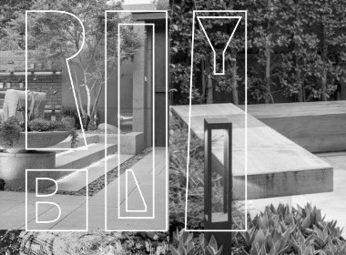 庭院景观园林设计公司LOGO设计,VI设计
