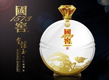 1573生肖酒----中华剪纸&金镶玉
