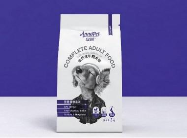 晨狮原创设计  丨  狗粮包装设计