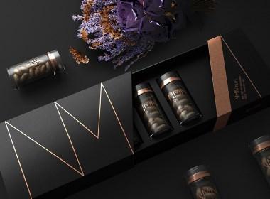 抗衰老基因包装设计 美容产品包装设计 功能性保健品包装设计