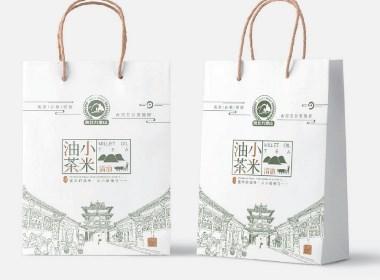 九里山油茶包装设计