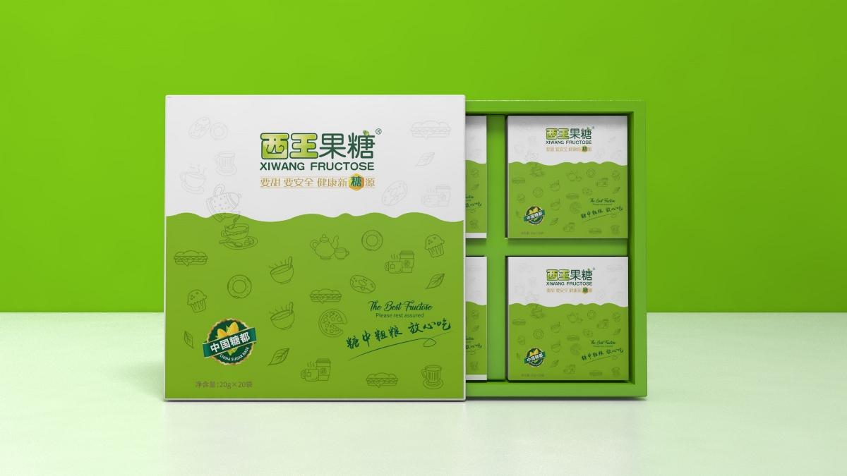 晨狮携手西王集团打造国民新糖源包装形象设计