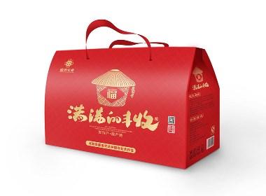 农产品礼品包装设计