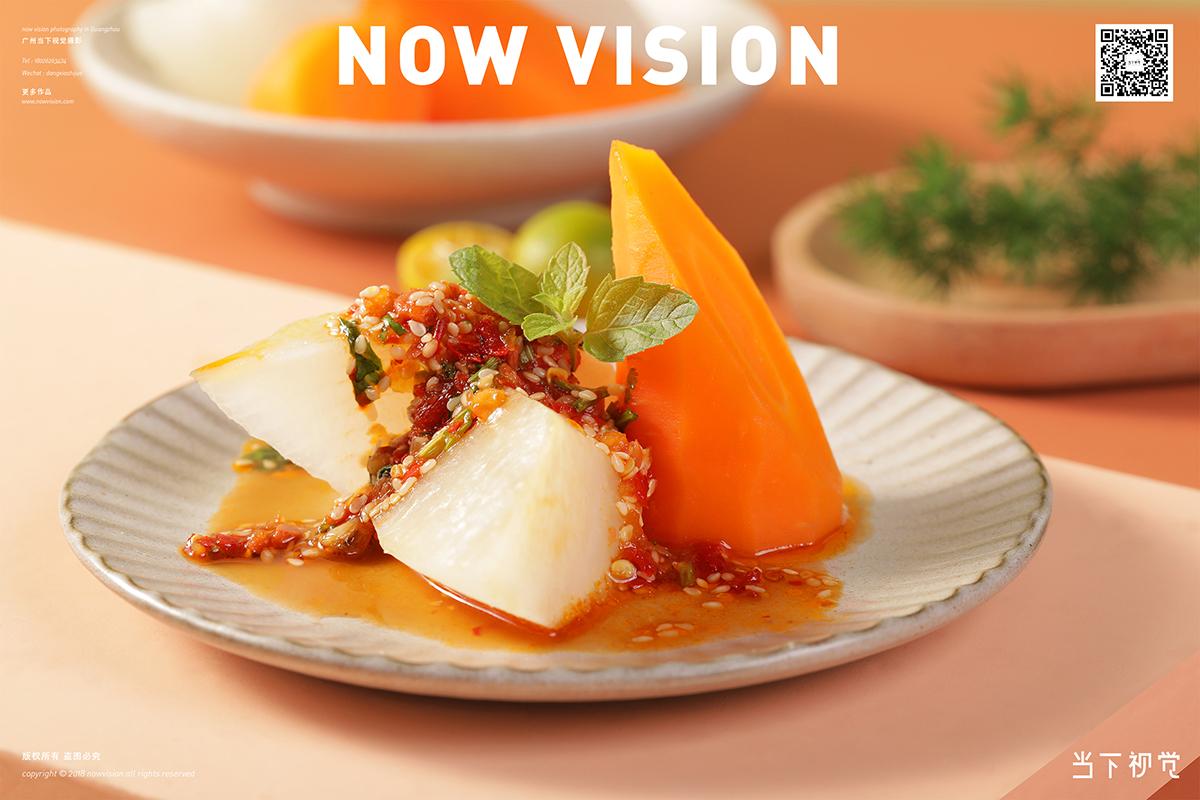 美食摄影 I 吃一口莫兰迪色系的中餐 I 当下视觉