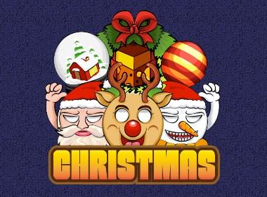 鬼面-Christmas