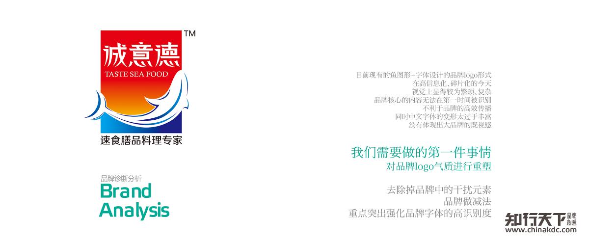 知行天下出品:水饺品牌全案策划