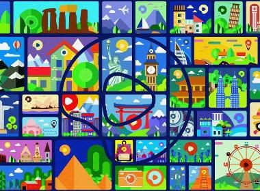 西瓜视频设计大赛插画作品欣赏