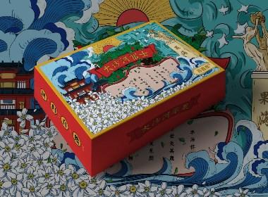 苹果新年礼盒包装