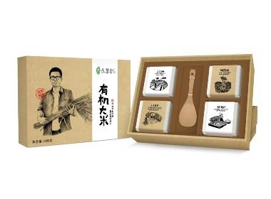 立方甲设计 | 禾草香品牌包装设计