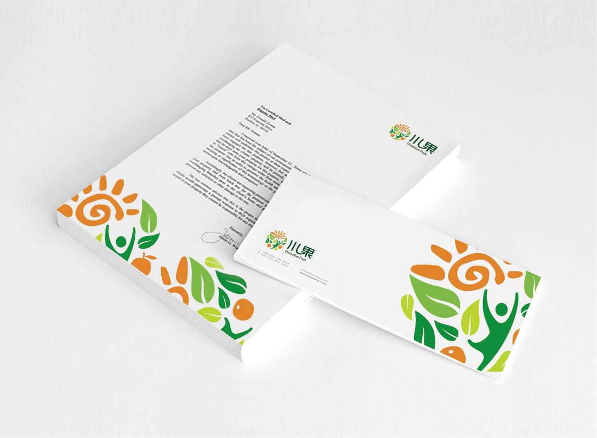 立方甲设计 | 川果品牌包装设计