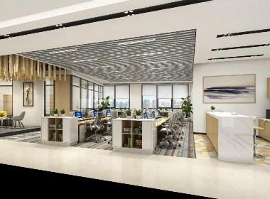 【麒宸集团】—成都办公室装修/成都办公室设计