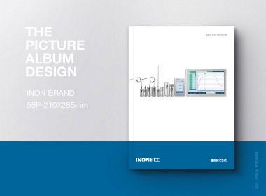 高要求科技公司画册设计/VIS设计----盐城汤姆葛品牌包装全案策划&设计