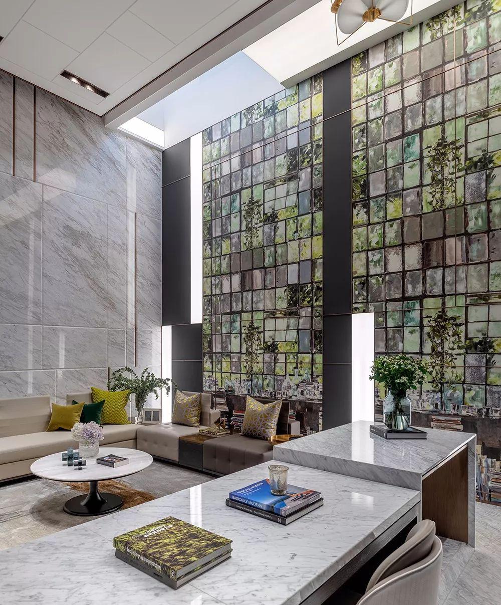 广州翰霖院设计-美上天的样板间