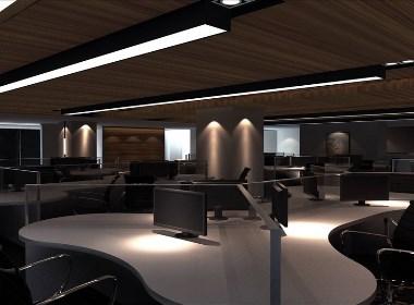 【曼顿集团办公室】—成都办公室装修/成都办公室设计