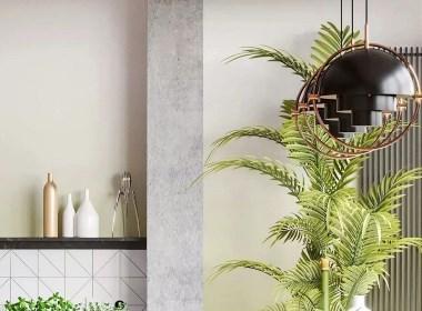 广州翰霖院深化——把INS风搬进家 色彩搭配是室内设计的灵魂