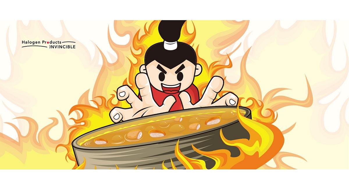 --卤味项目插画--
