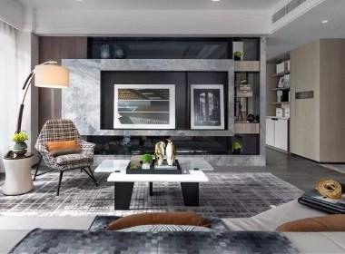 广州翰霖院设计——以灰色为主题的效果图