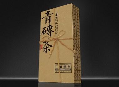 茶包装设计:三峡黑茶系列产品创意【黑马奔腾策划设计】