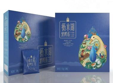 衡水湖烤鴨蛋——徐桂亮品牌設計