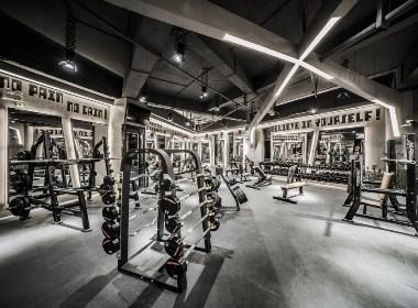 成都健身房设计公司|成都健身房装修|成都健身房设计