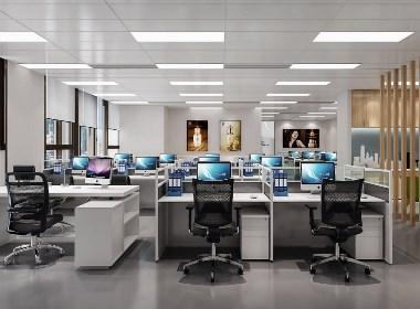 【乐金生活】—成都办公室装修/成都办公室设计