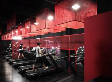 成都健身房设计、成都健身房设计公司、成都健身房装修、策划