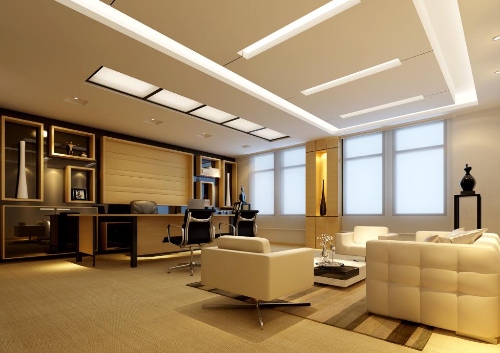 成都办公室装修「卓巧」成都办公楼装修/写字楼装修风格合集 成都办公