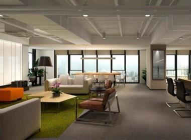【华鑫集团】—成都办公室装修/成都办公室设计