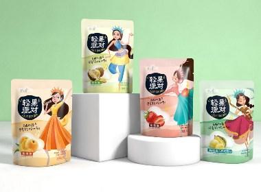 晨狮原创设计丨给你不一样的零食品牌包装设计