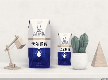郑州本质品牌——【三剑客】伏尔塔瓦酸奶