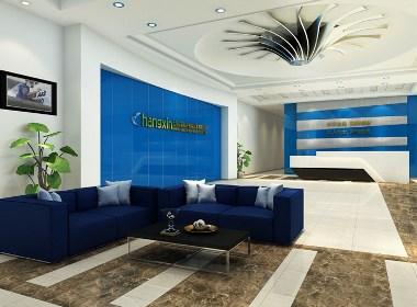 【航兴办公室】—成都办公室装修/成都办公室设计
