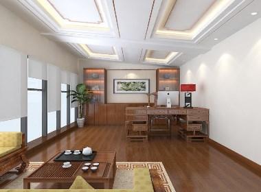 【西财资本】—成都办公室装修/成都办公室设计