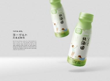 Dairy park 牛奶乐园 北海道