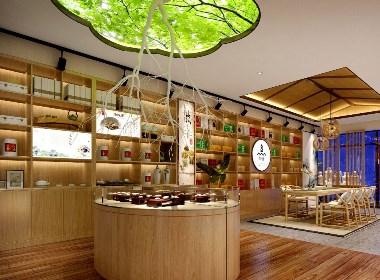 郑州茶楼设计-高端茶会所装修