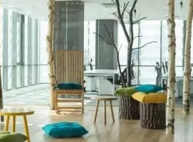 广州翰霖院深化设计——办公室特色设计