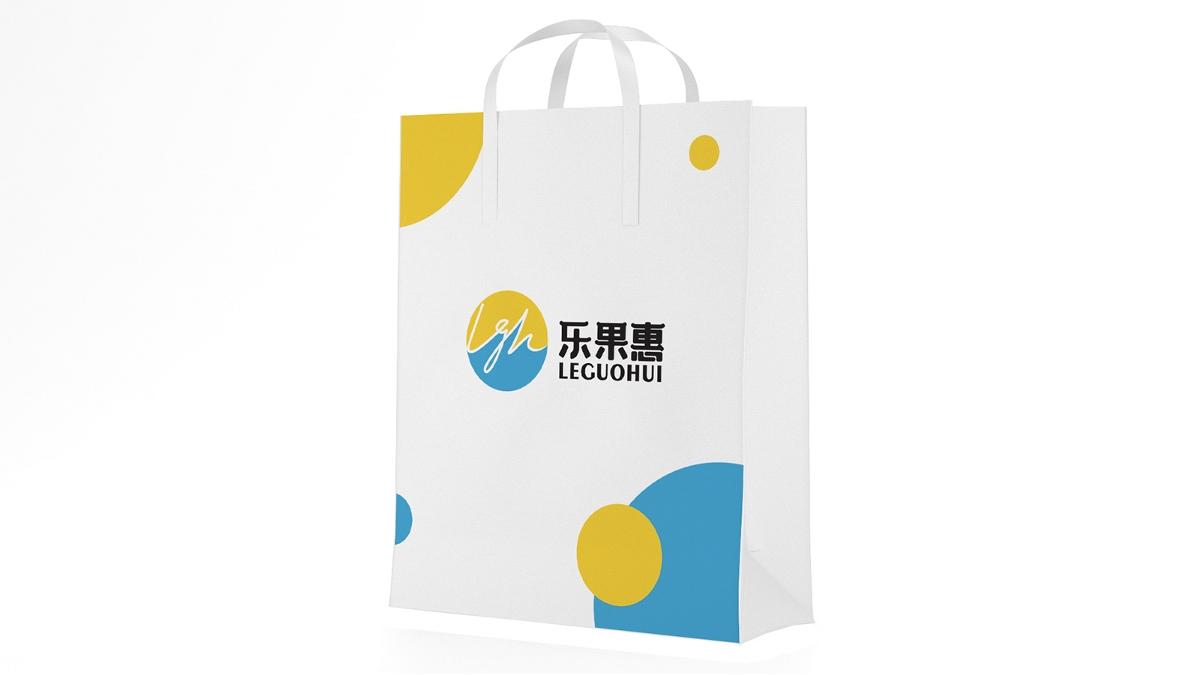 乐果惠品牌VI设计