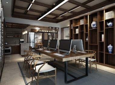 【袁欣集团】—成都办公室装修/成都办公室设计