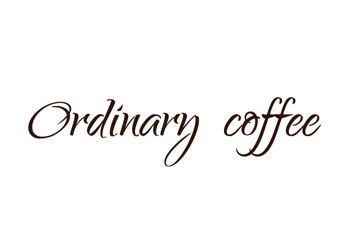 餐饮vi,俗人咖啡