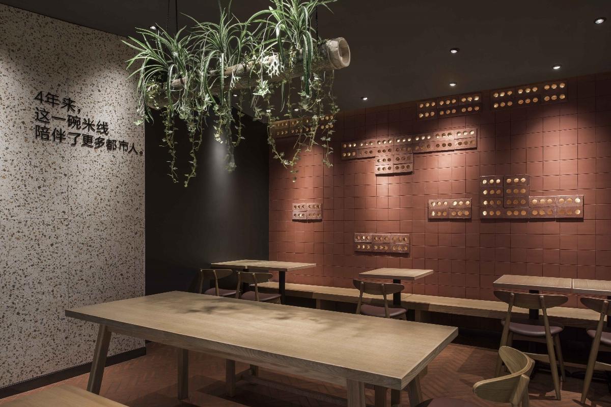 餐饮设计-这家米线店,陪伴了1200万城市人