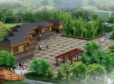 昆明农家乐设计/精品庄园规划/农业公园设计公司/度假村整体规划