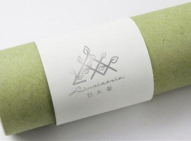 刘小新品牌设计方案