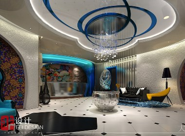 北京蜜岸花语主题酒店设计