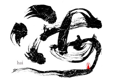 海王-几米字造