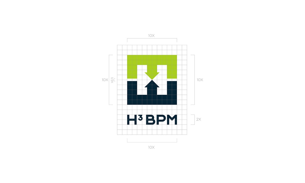 H3 BPM品牌形象设计