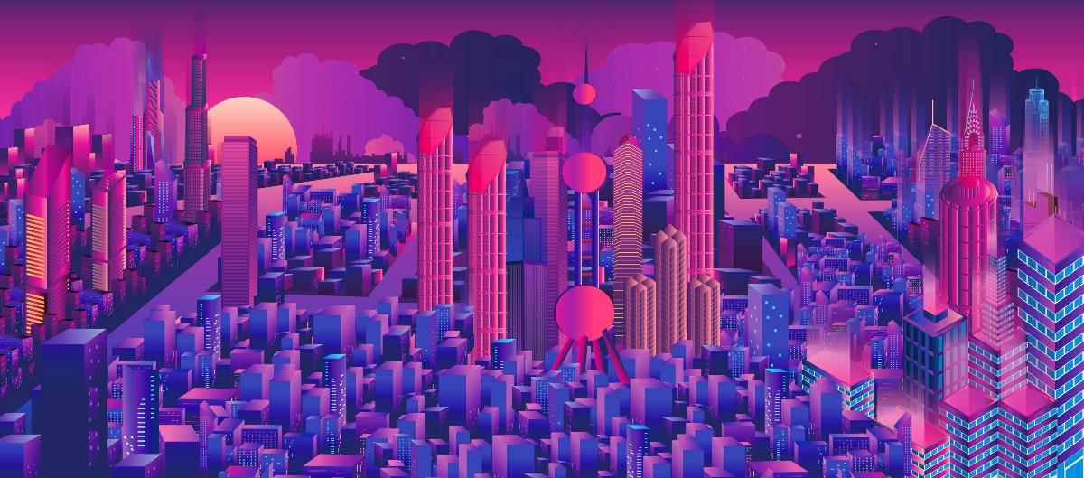 璀璨之城·巅峰未来岛
