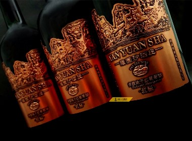 案例分享|简单粗暴,让您能卖货的红酒标签设计---古一设计